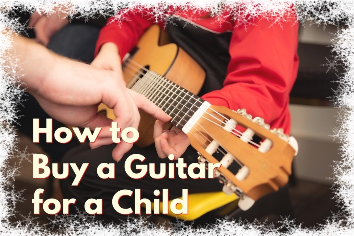 Buying a guitar for a child doesn't have to be a guessing game.