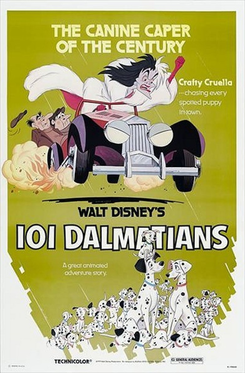 Should I Watch..? '101 Dalmatians' (1961)