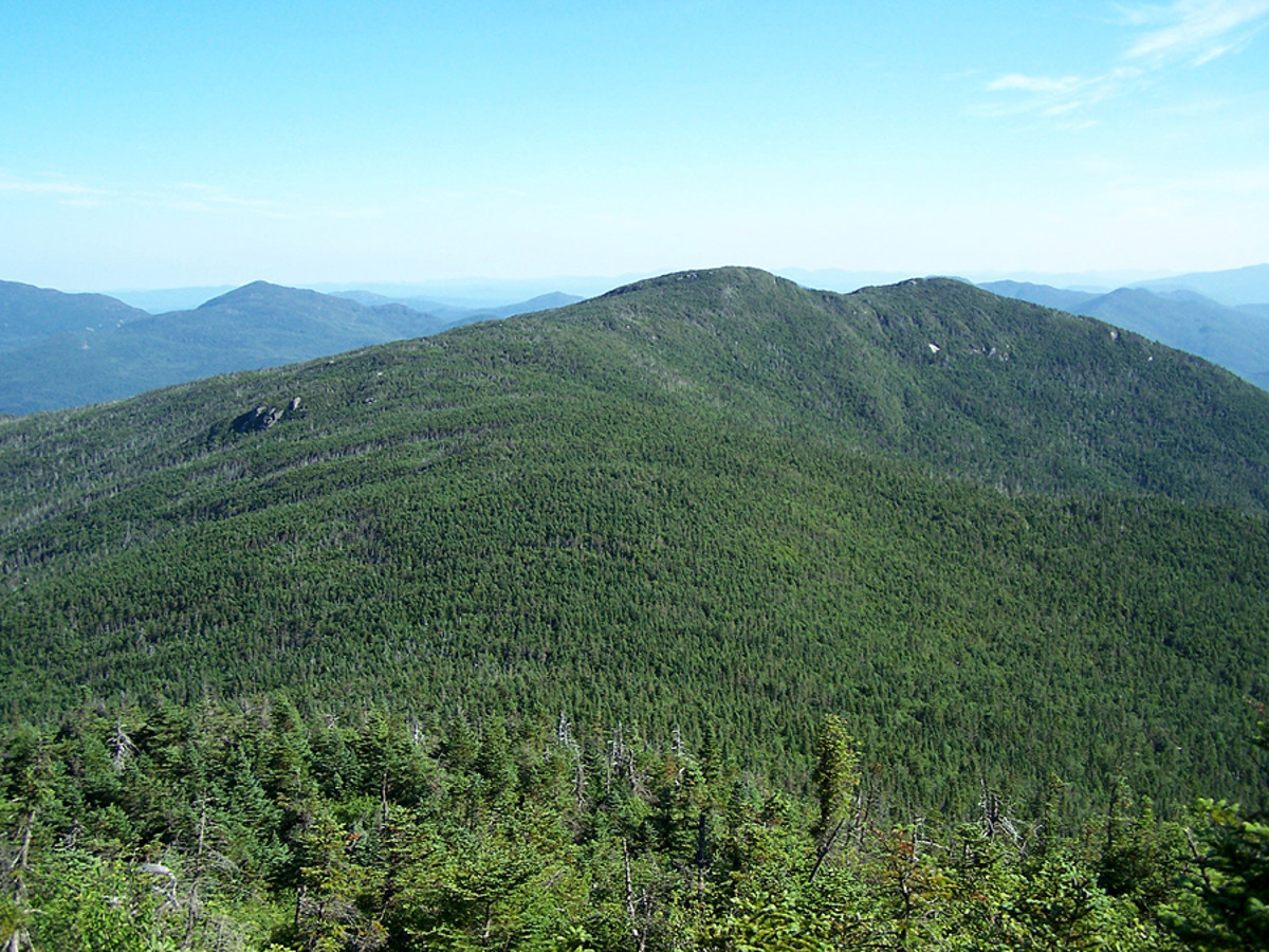 Adirondack Hike: The Santanoni Range