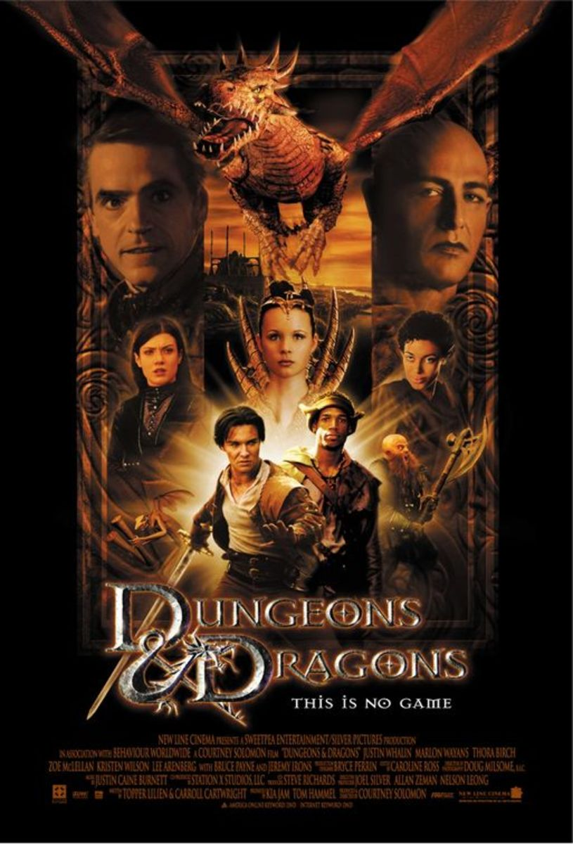 Should I Watch..? 'Dungeons & Dragons'