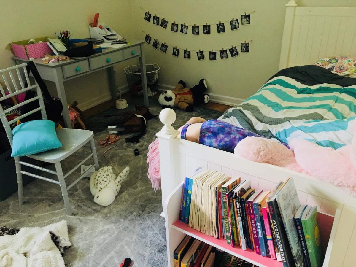 Decluttering Tips for Overwhelmed Parents