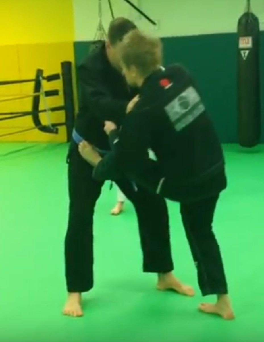5 Different Ways to Pull Guard in Brazilian Jiu-Jitsu