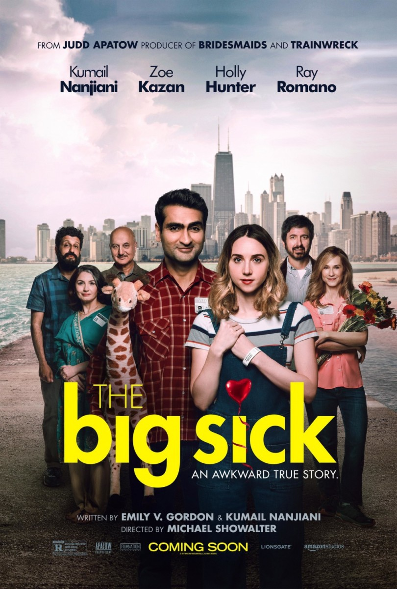 "Movie Review: ""The Big Sick"""