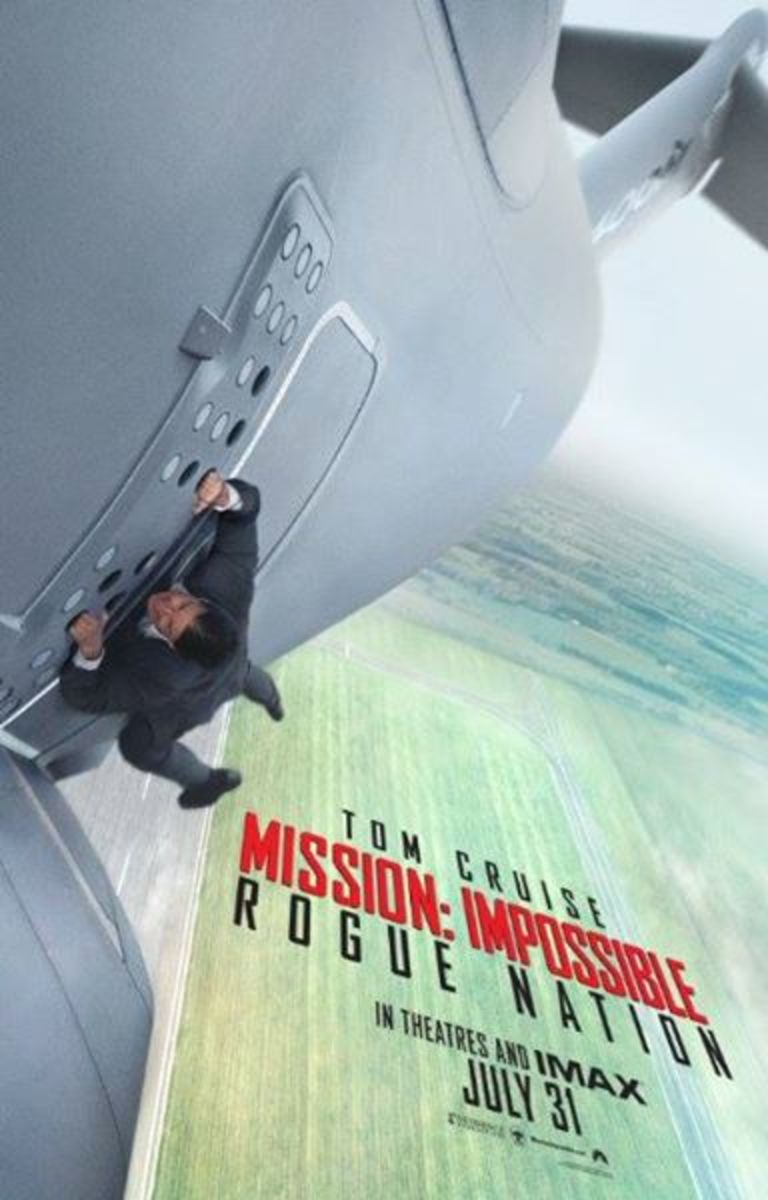 'Mission: Impossible - Rogue Nation' (2015) - Film Review