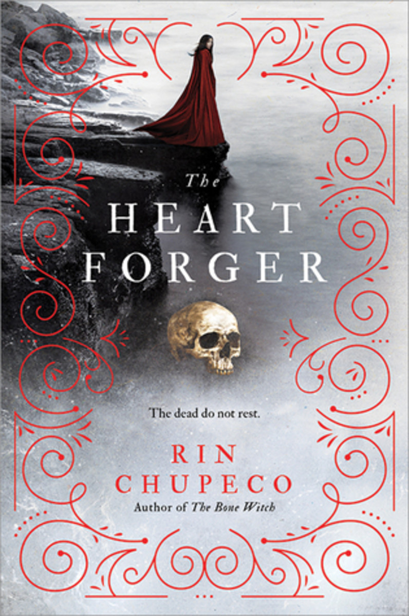 Book Review: The Heart Forger by Rin Chupeco