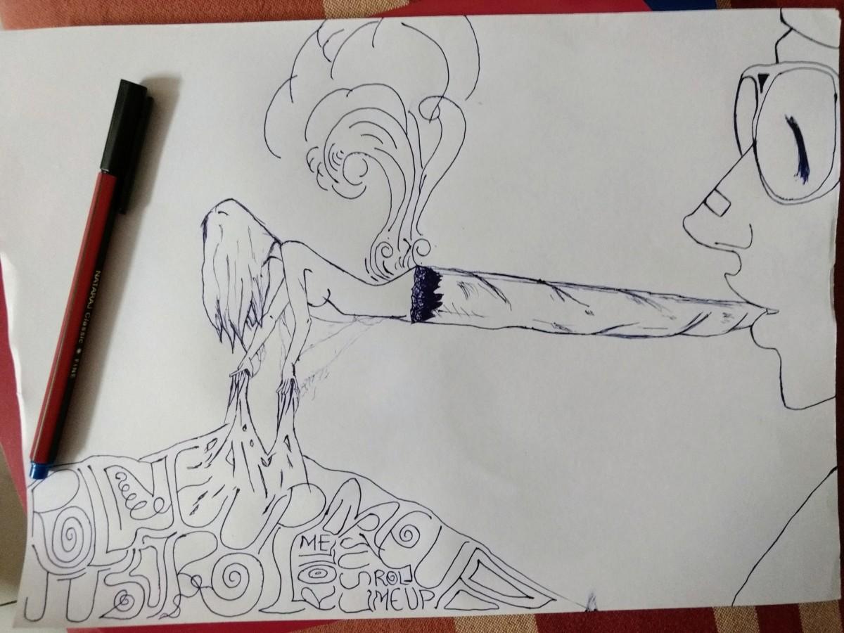 Smoke Till I Die - W h o I s I