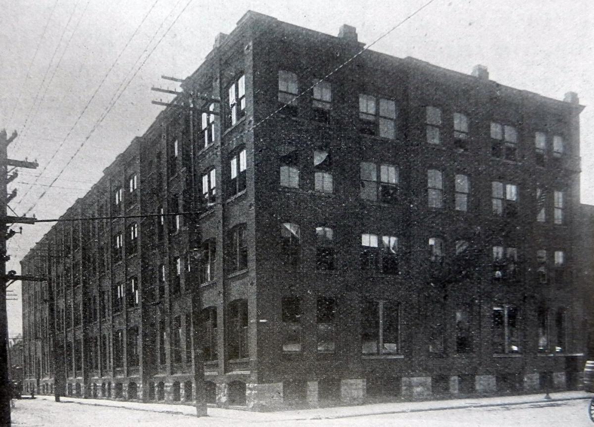 McPherson Boot and Shoe Factory, Hamilton, Ontario