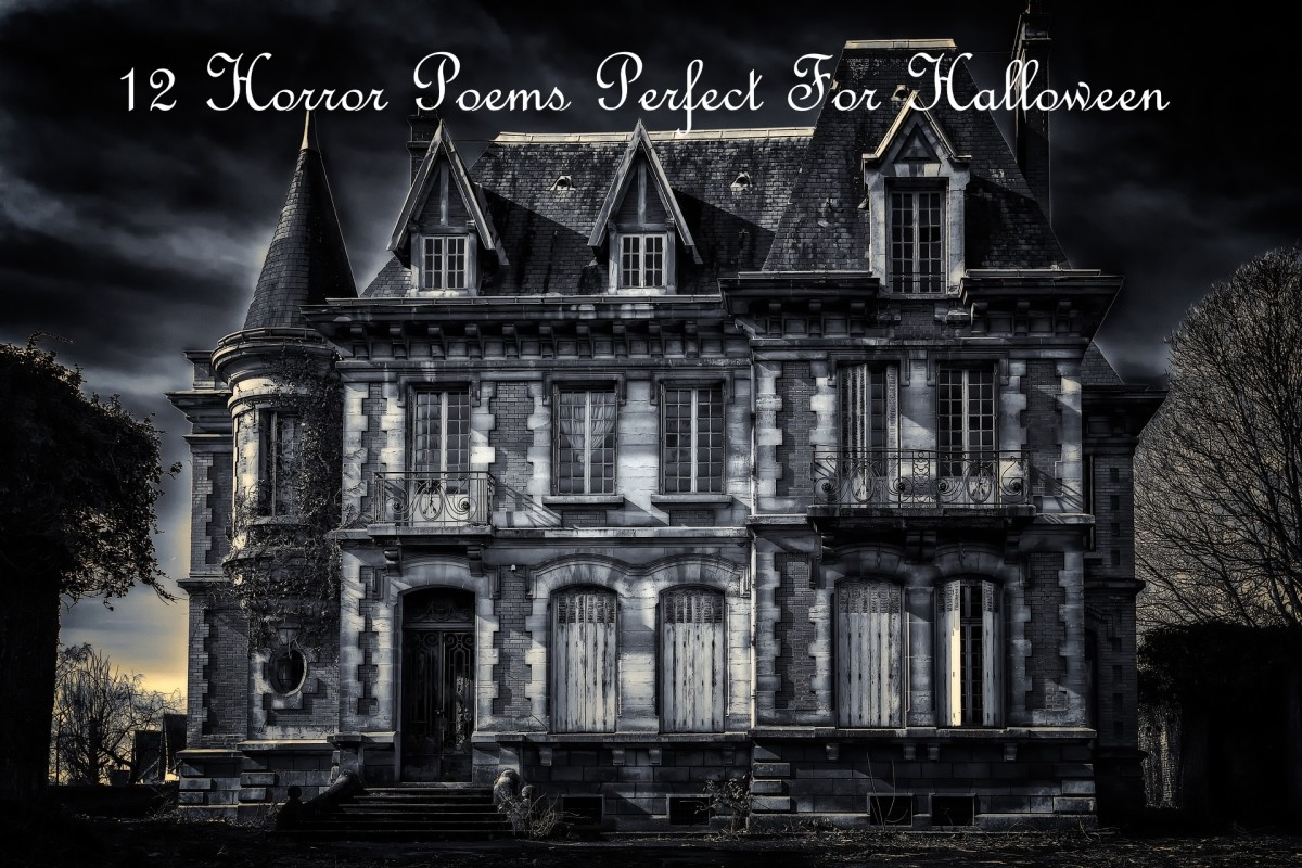 12 Horror Poems Perfect for Halloween
