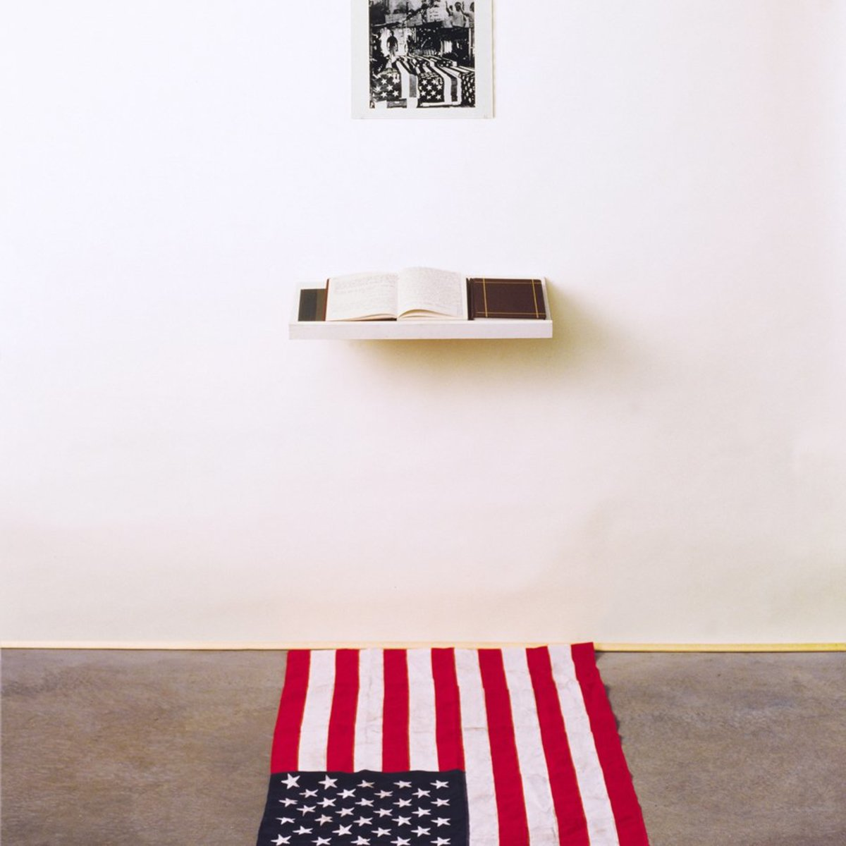 "Dread Scott's ""What is the Proper Way to Display a US Flag?"" and Art Censorship"