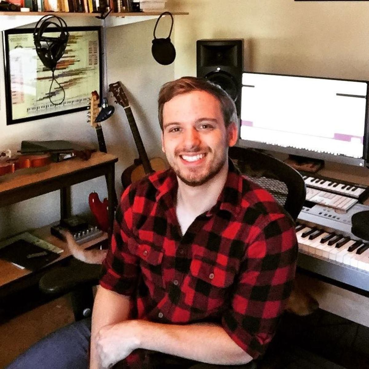 An Interview With Video Game Composer Matthew Harnage