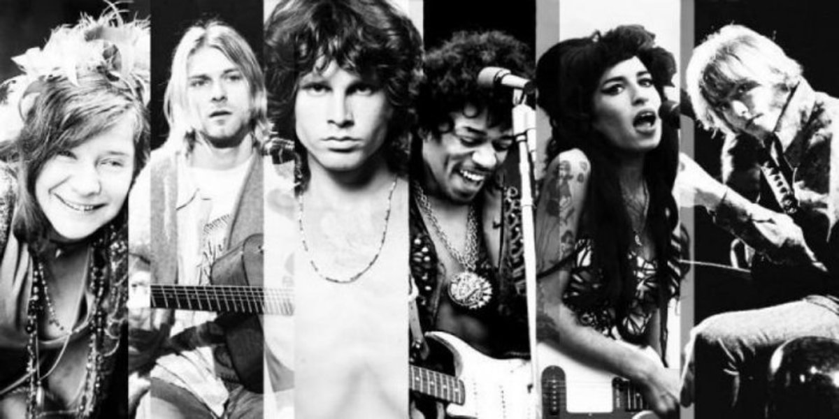 What Is the 27 Club, and Who Is a Part of It?