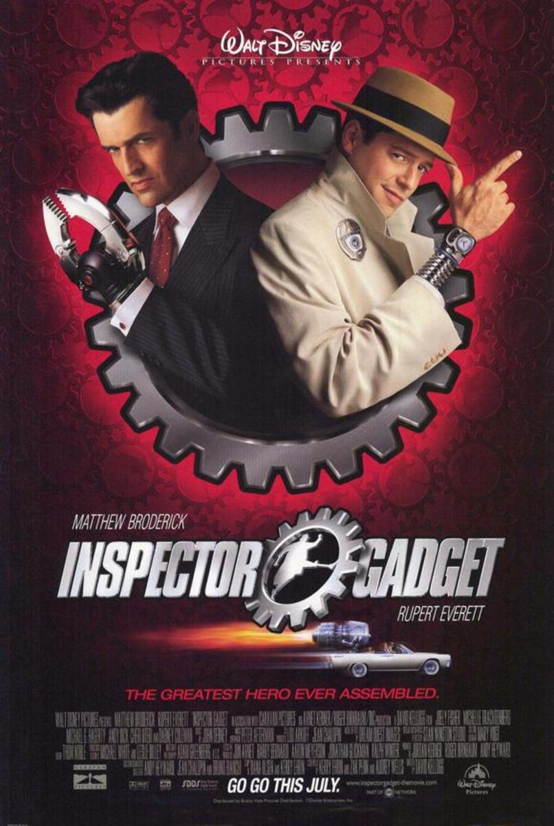 Should I Watch..? 'Inspector Gadget'