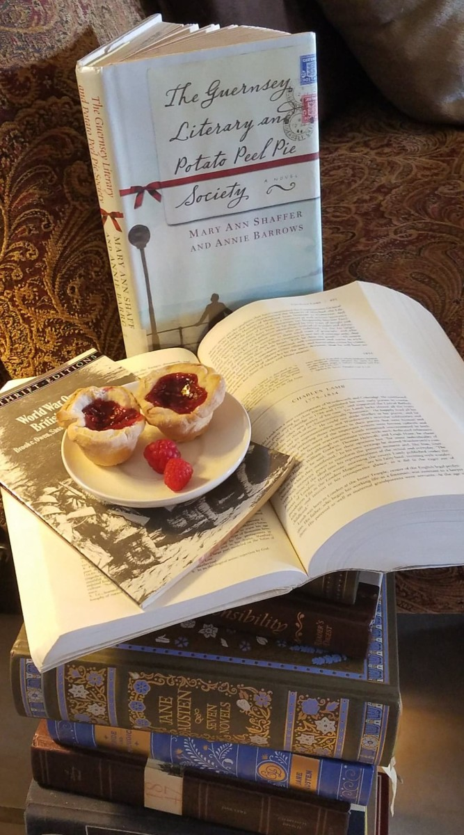 The Guernsey Literary and Potato Peel Pie Society Book Discussion and Recipe