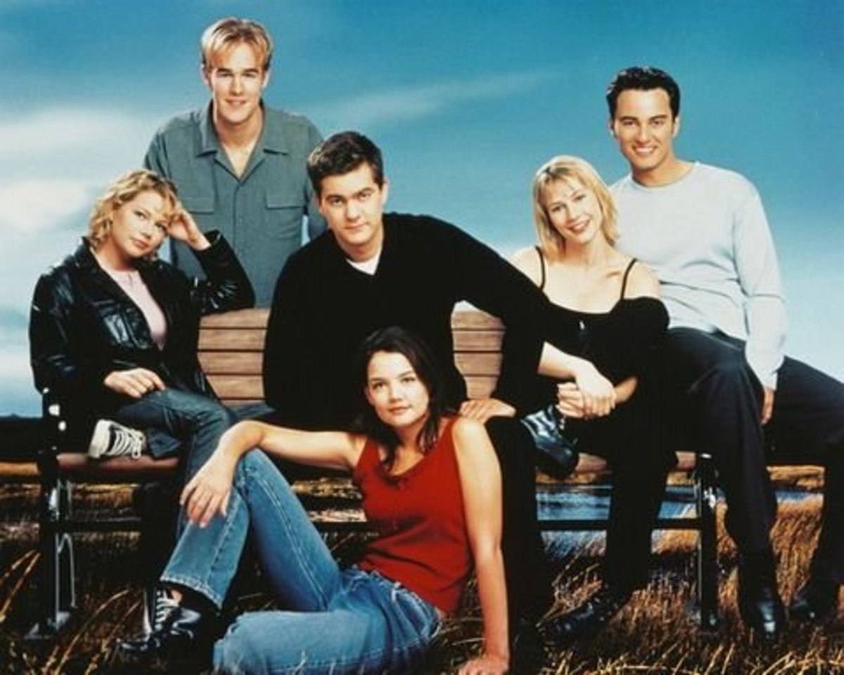 Where Are They Now The Cast Of Dawsons Creek Reelrundown