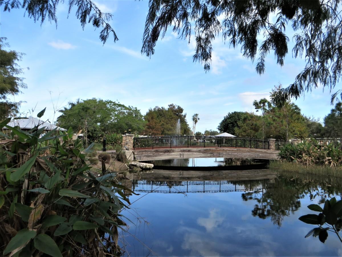Stuart Memorial Park, Florida