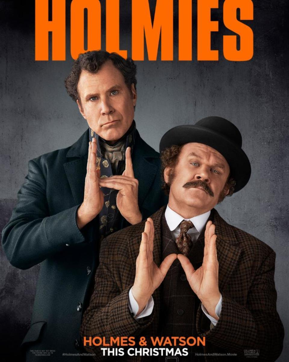 'Holmes & Watson' (2018) Movie Review