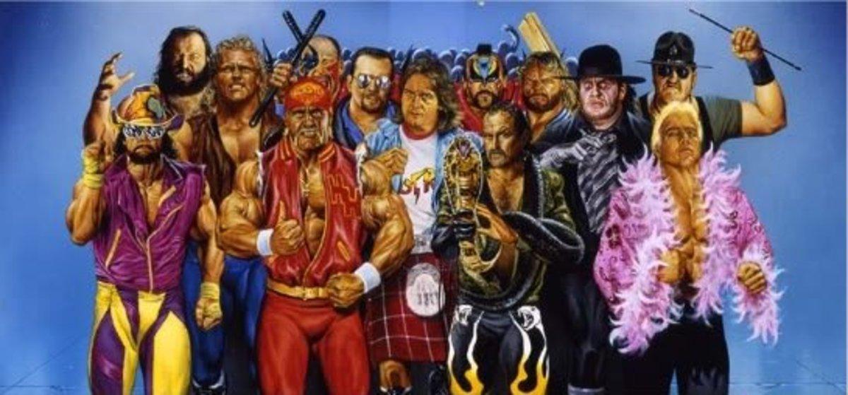 Ranking Every WWE Royal Rumble Winner