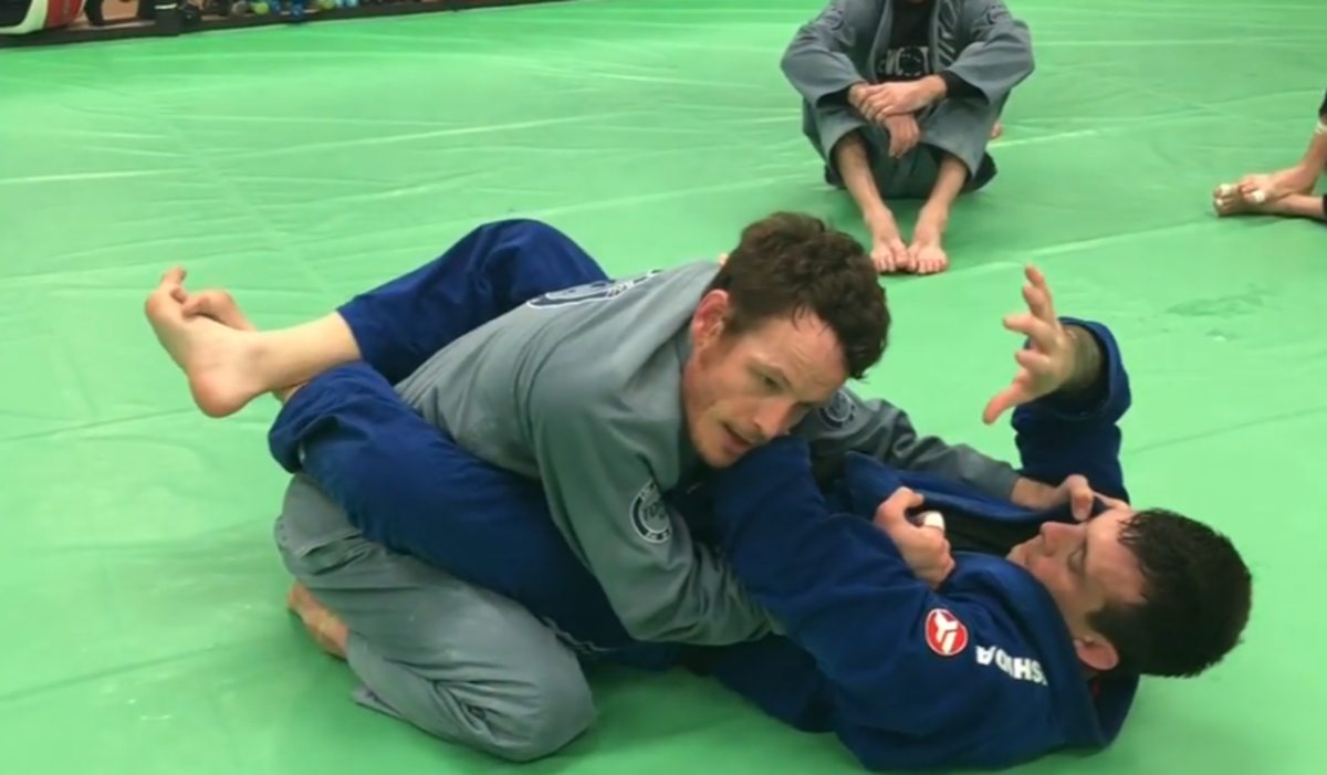 How to Defend and Escape the Cross Choke (X-Choke)