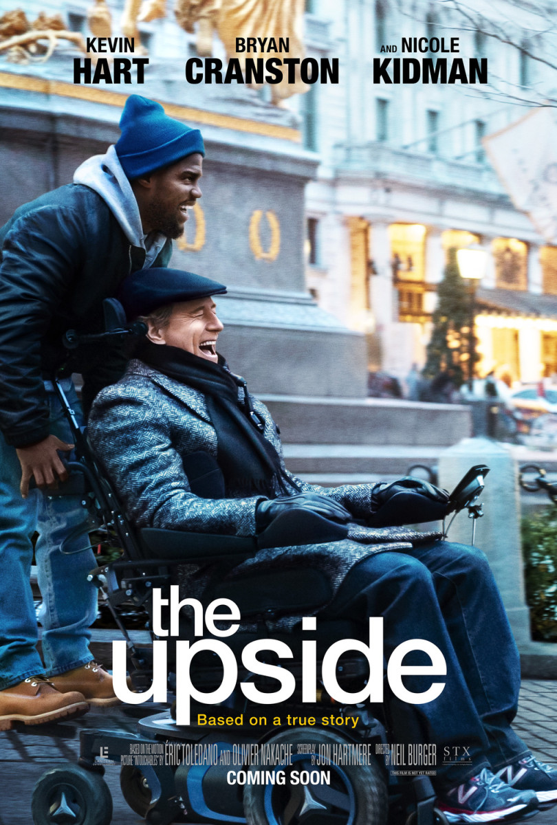 'The Upside' Movie Review