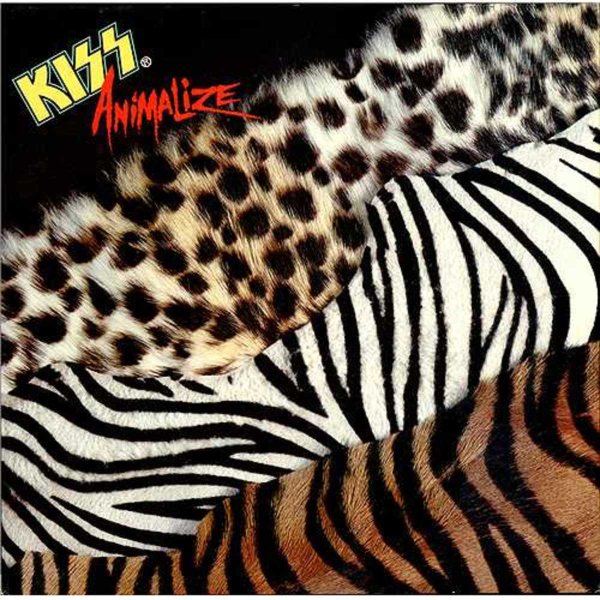 """Animalize"" album cover"