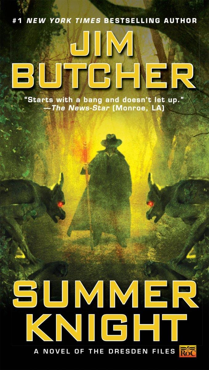 Summer Knight: Dresden's Most Fantastical Fantasy Adventure Yet