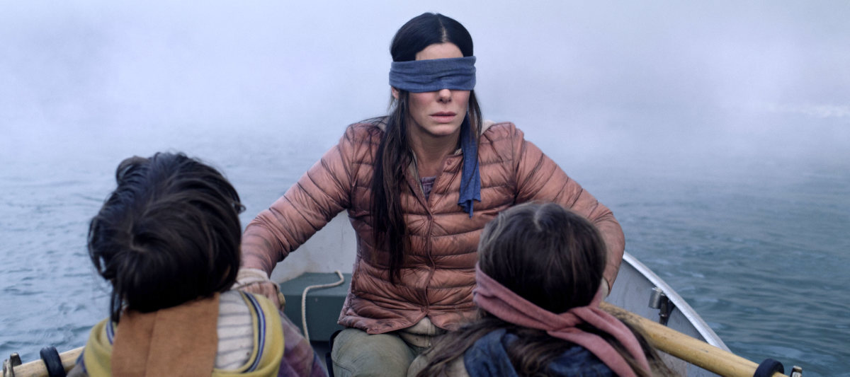 "Sandra Bullock Is More Than ""the Bird Box Lady"""