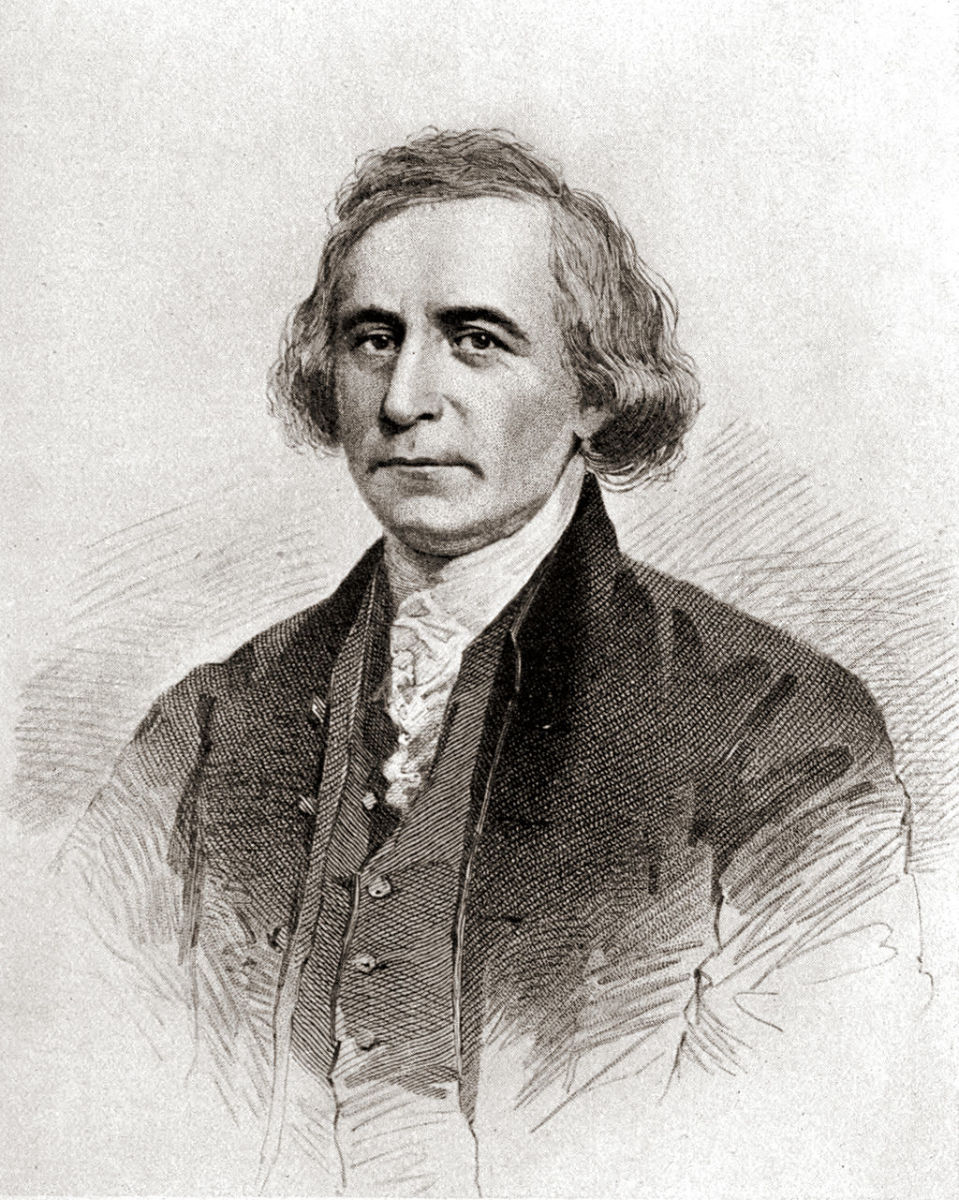 Engraving by Frederick Halpin