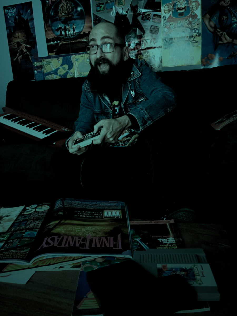 Interview with U.S. Synthwave Artist Watch Out For Snakes