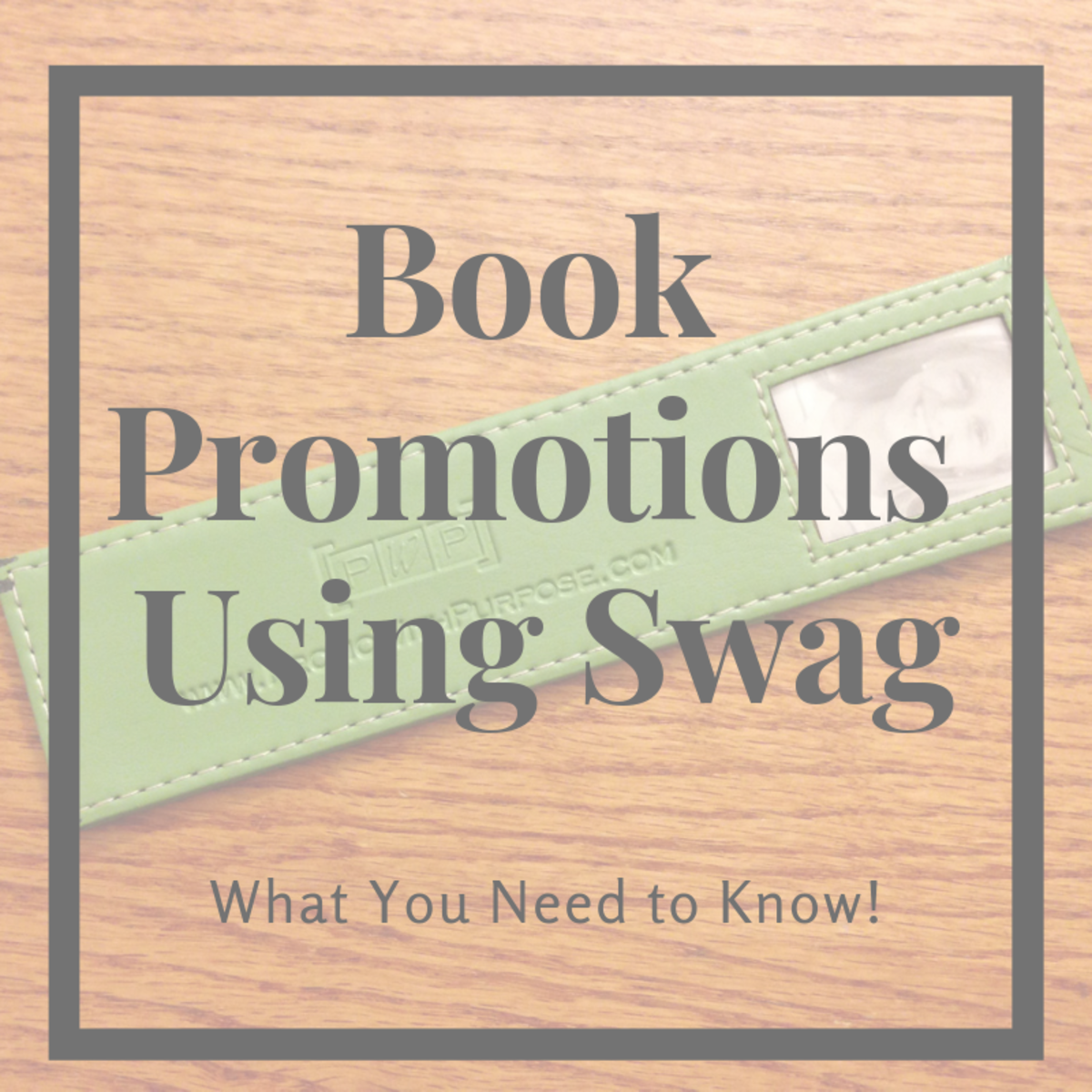 Book Promotions Using Swag: What You Need to Know