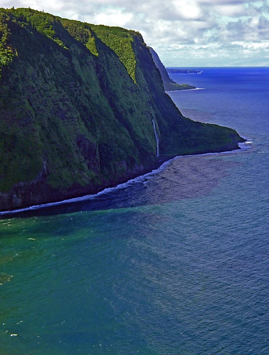 Hawaii Road Trip: Waipi'o Valley Lookout, Big Island