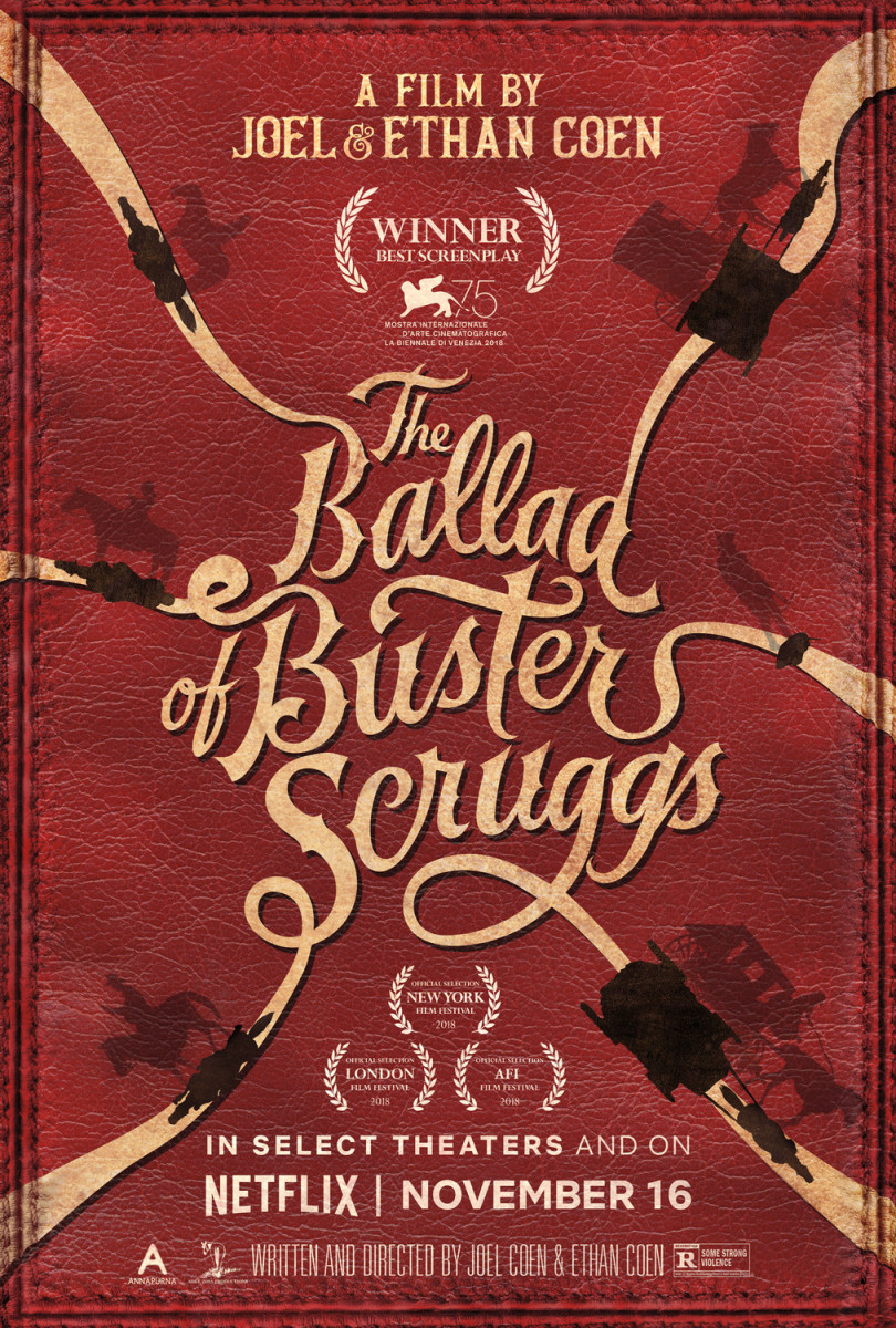 "Movie Review: ""The Ballad of Buster Scruggs"""