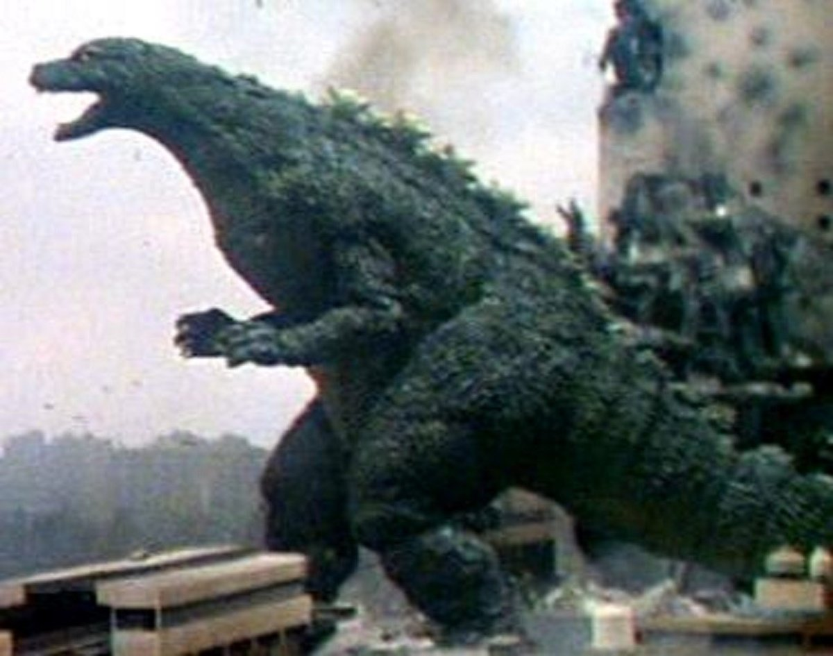 Top 10 Godzilla Monster Allies