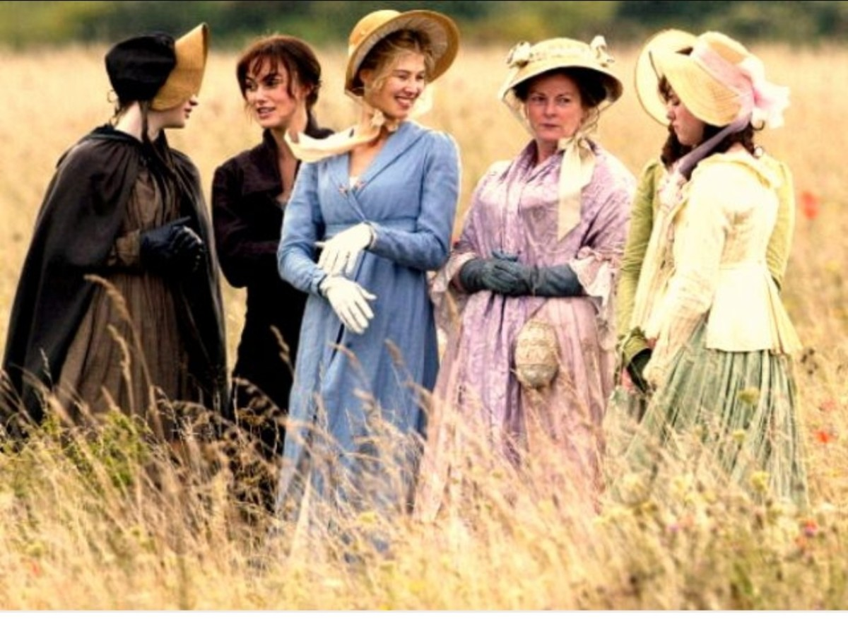 What Jane Austen Did to Me..