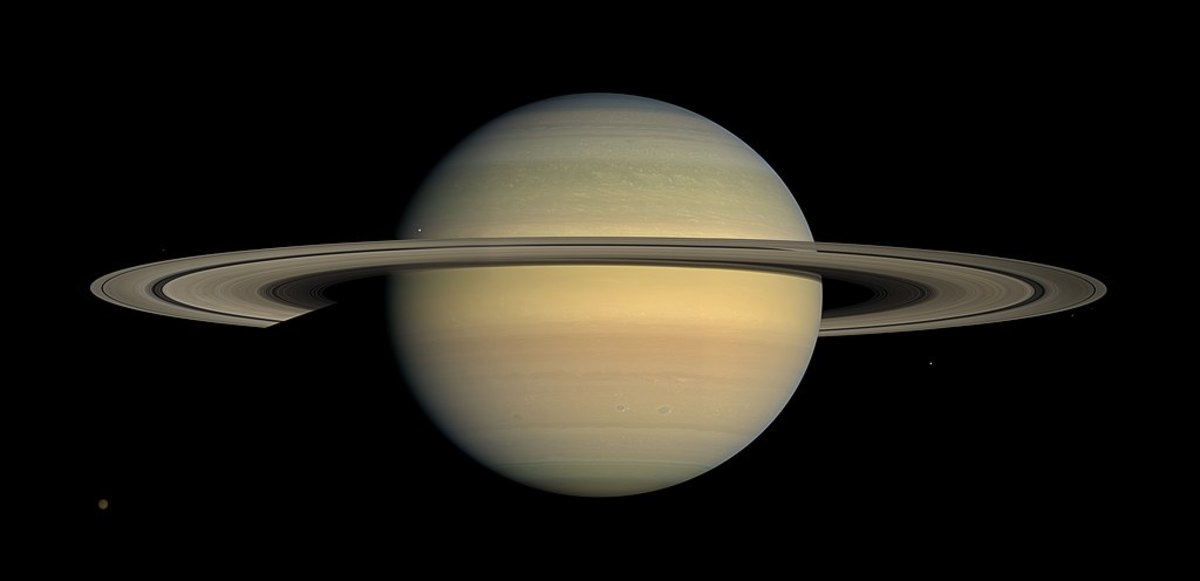 Saturn: The Sixth Planet in our Solar System