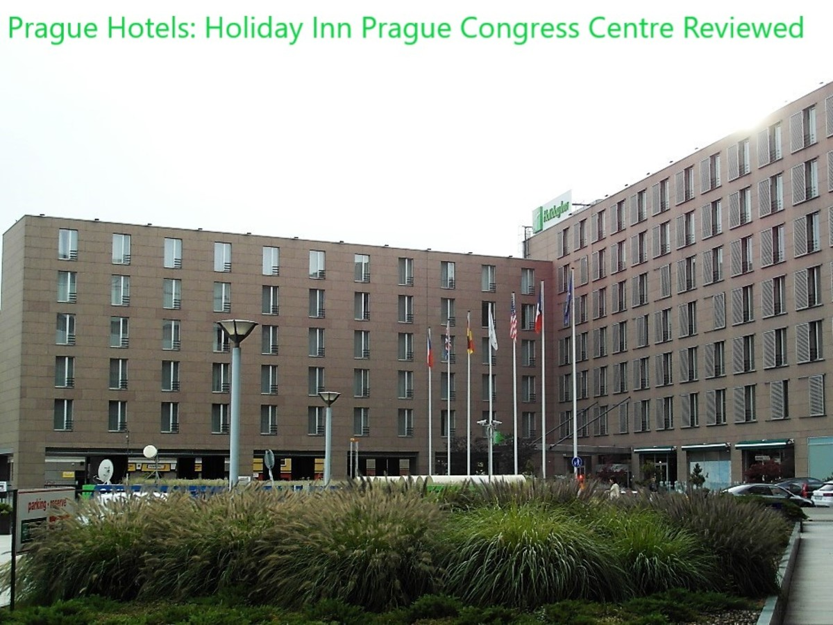 Prague Hotels: Holiday Inn Prague Congress Centre Reviewed