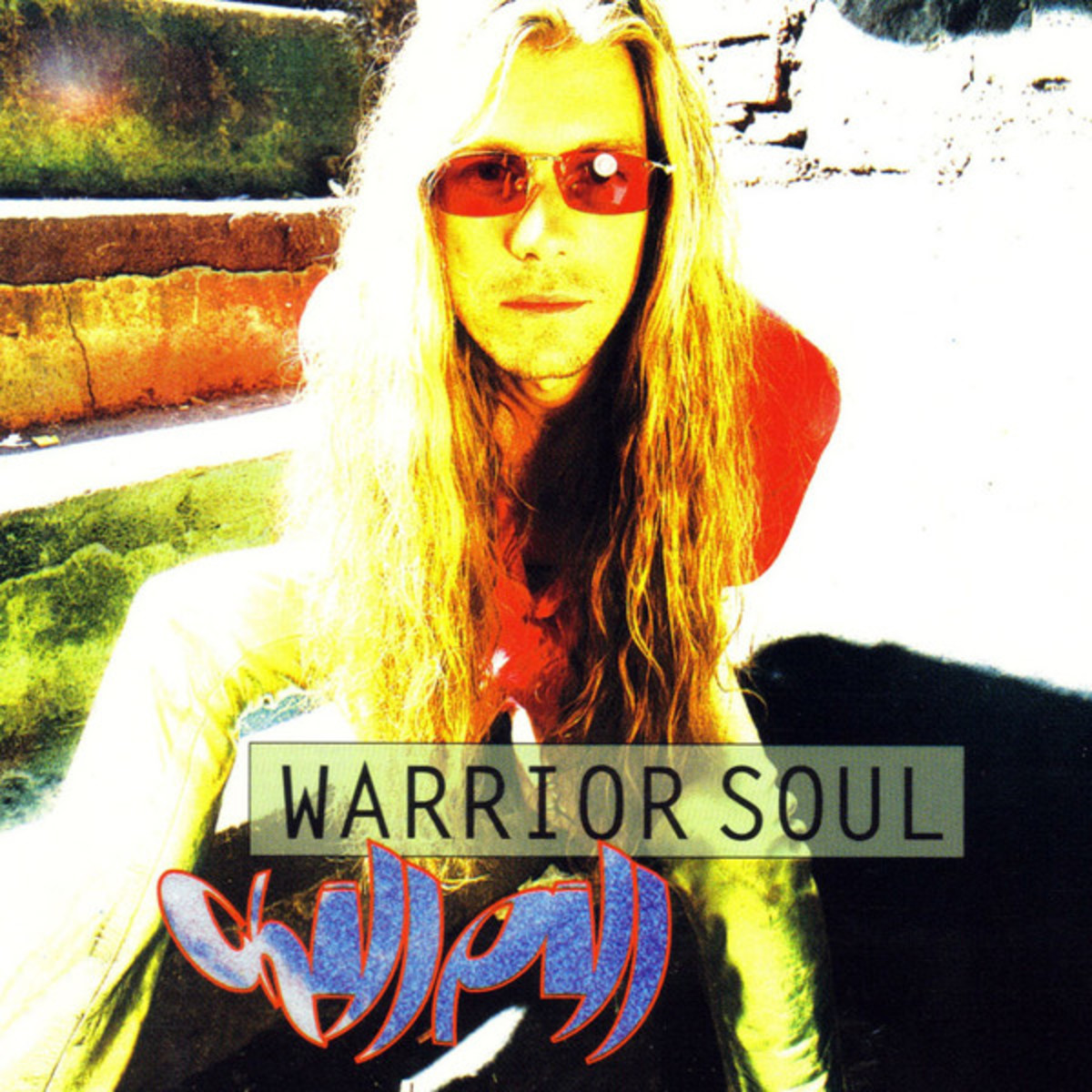 "Warrior Soul, ""Chill Pill"" / DGC Records, 1993"