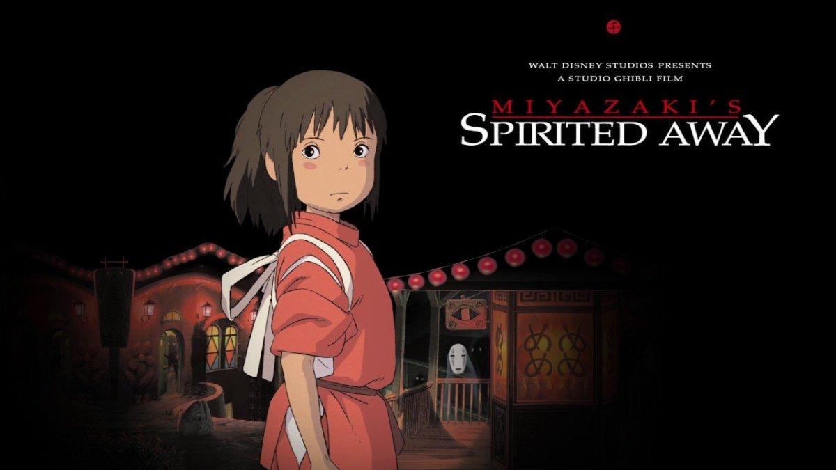 Movies Like 'Spirited Away'