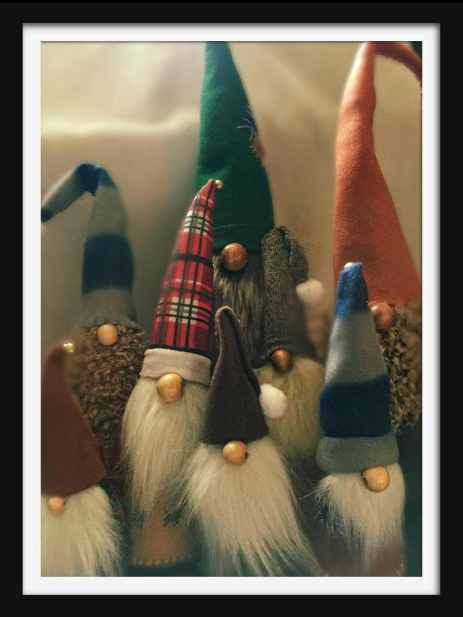 How to Make a Tomte Gnome Tutorial with Pictures