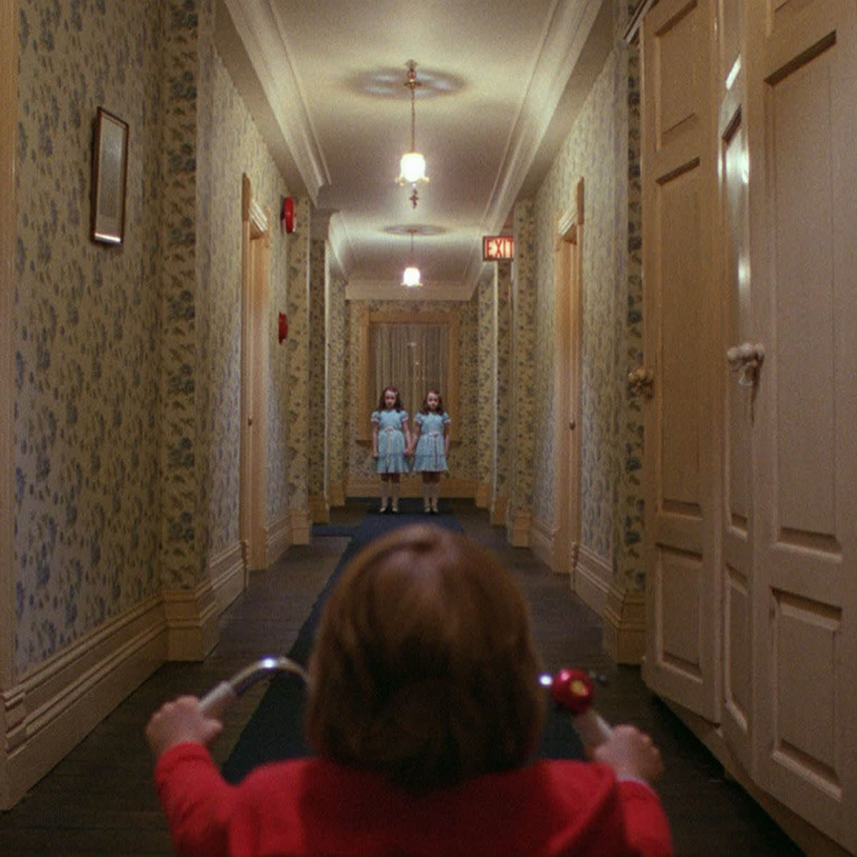 Impossible to Overlook: Set Design in 'The Shining'
