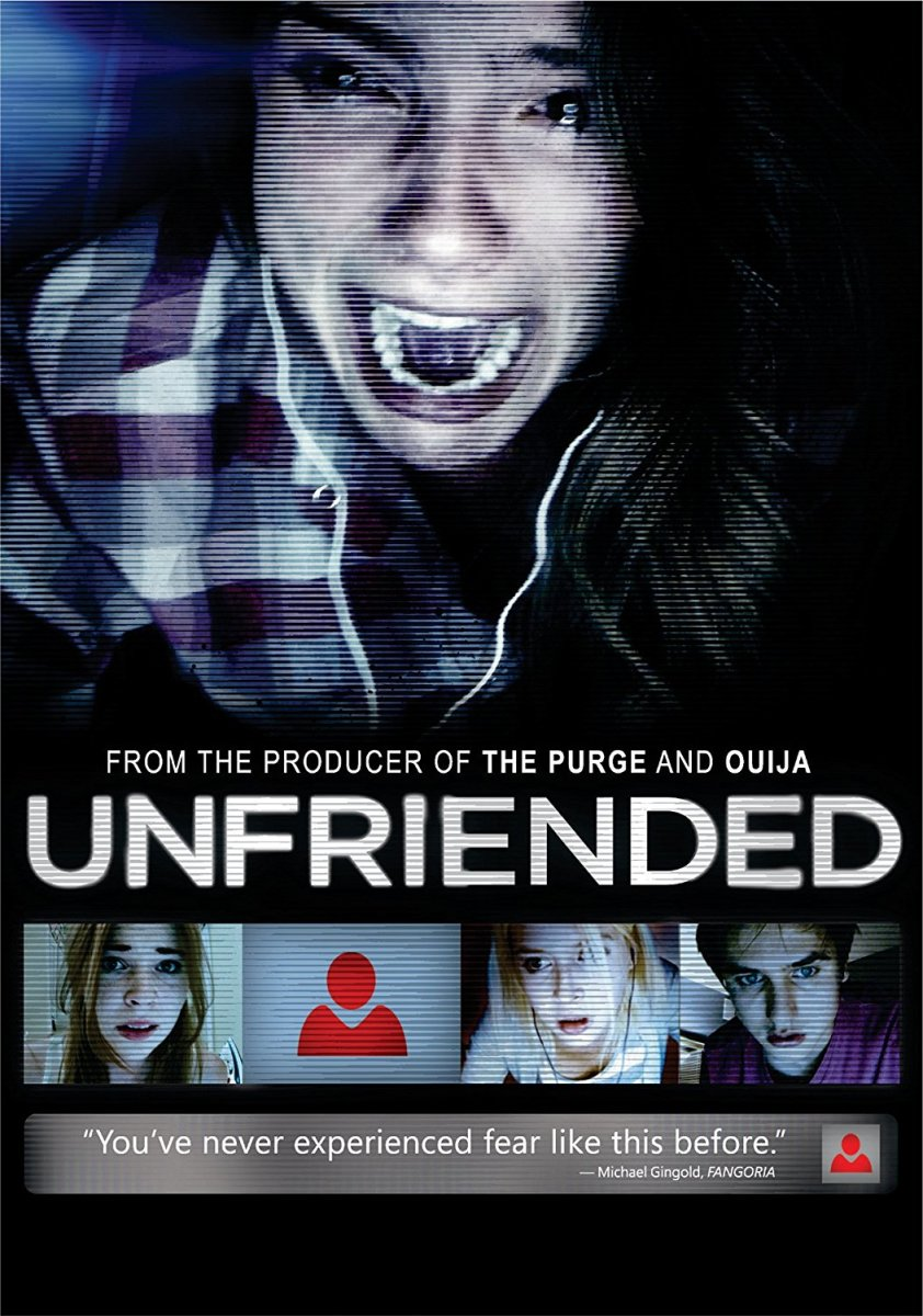 Unfriended - A Horror Movie Review