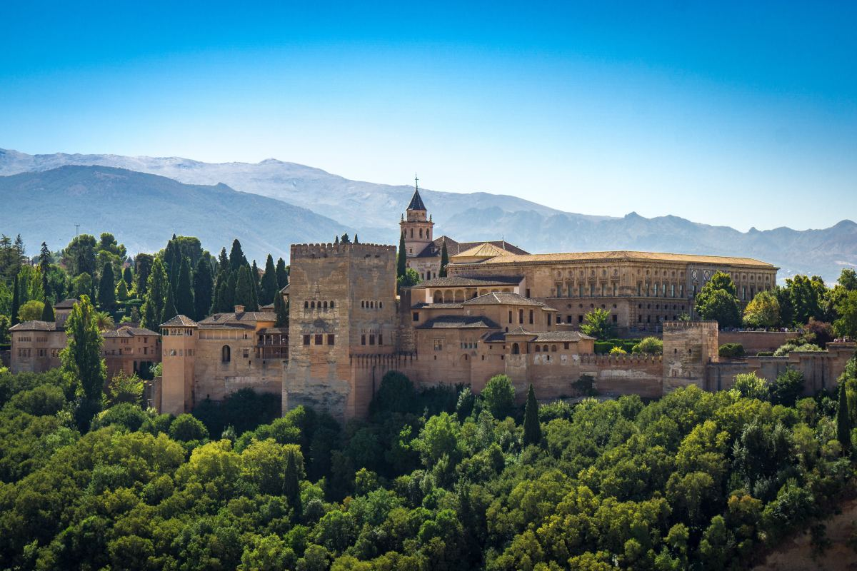 Alluring Andalucia in Spring