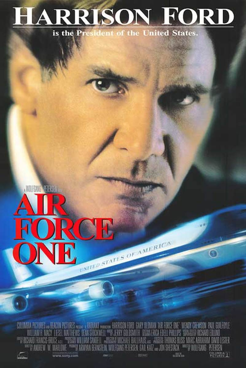 Should I Watch..? 'Air Force One'
