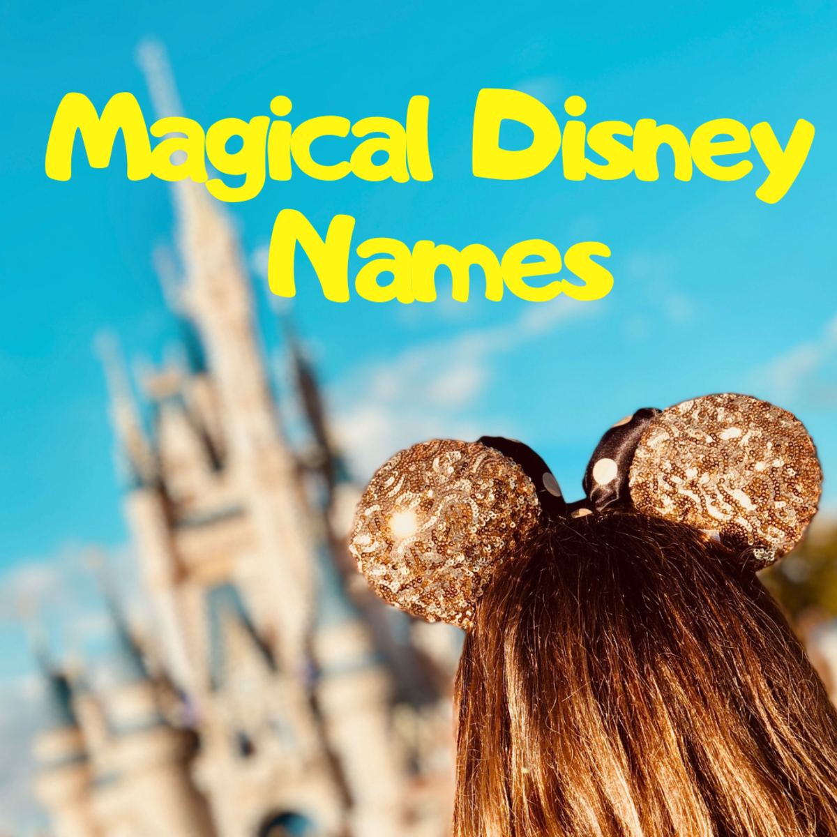 Best Disney names for your pets.