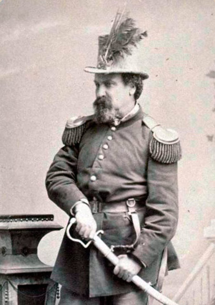 Joshua Norton: Self-Proclaimed Emperor of the United States