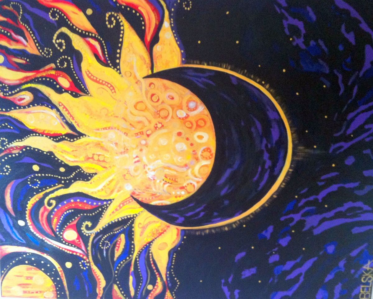 The Endless Waltz of the Sun and Moon