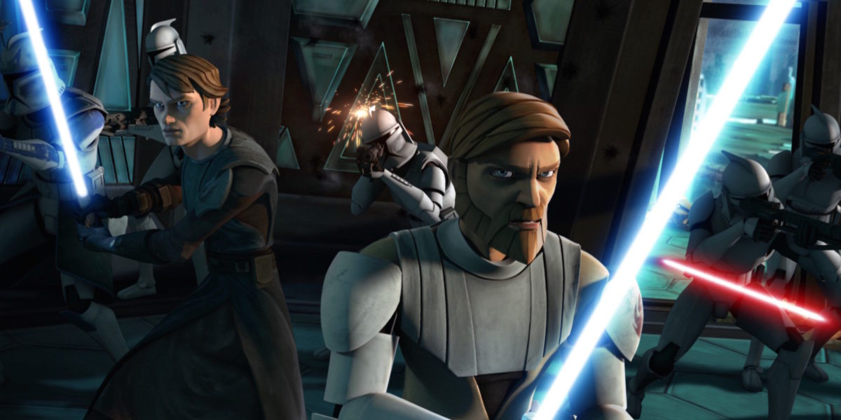 10 Shows to Watch While Waiting for 'The Clone Wars' Season 7