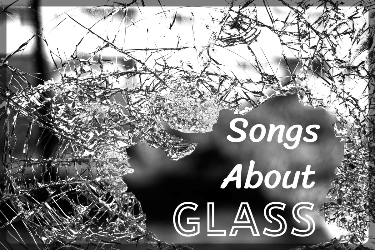 34 Songs About Glass
