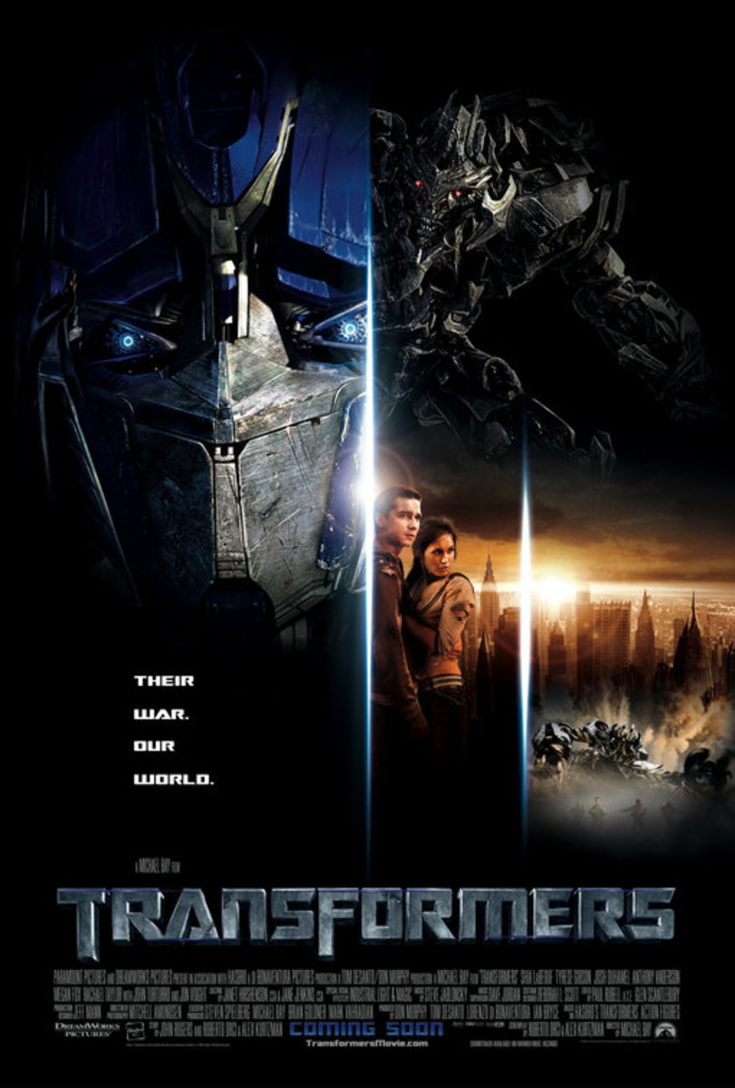 Should I Watch..? 'Transformers'