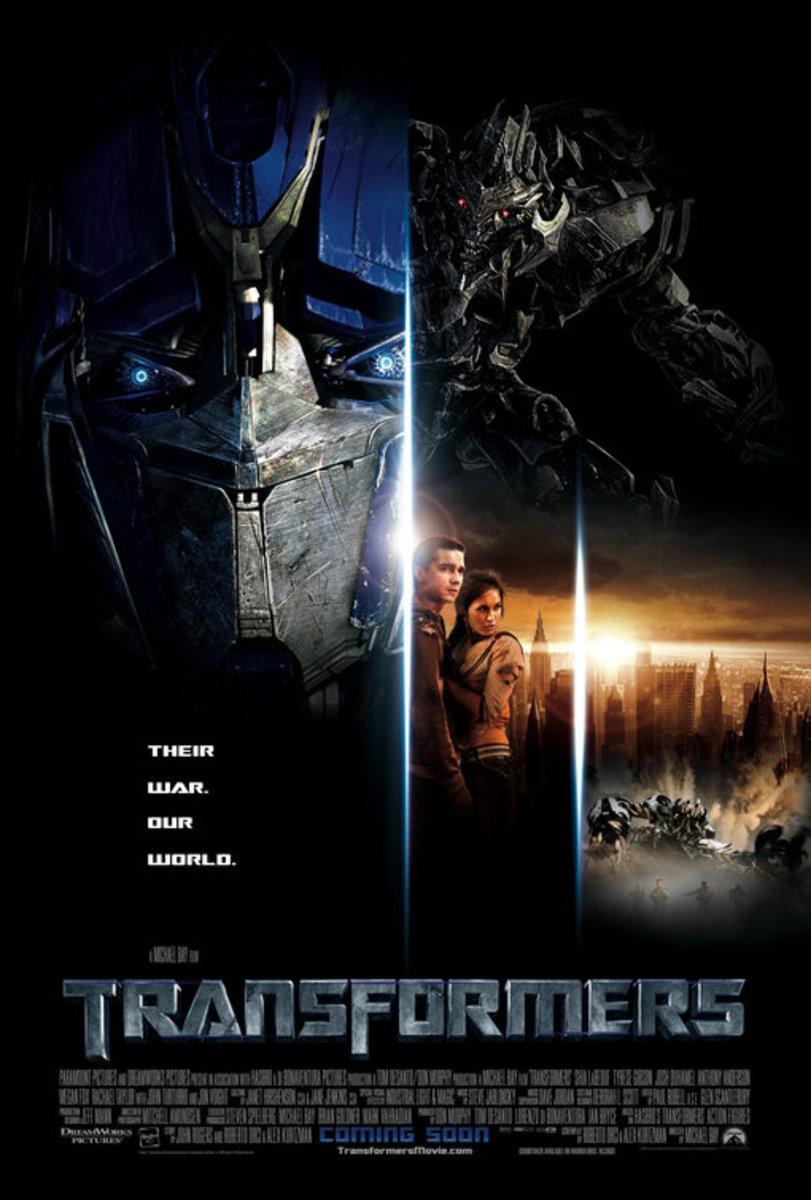Should I Watch..? 'Transformers'