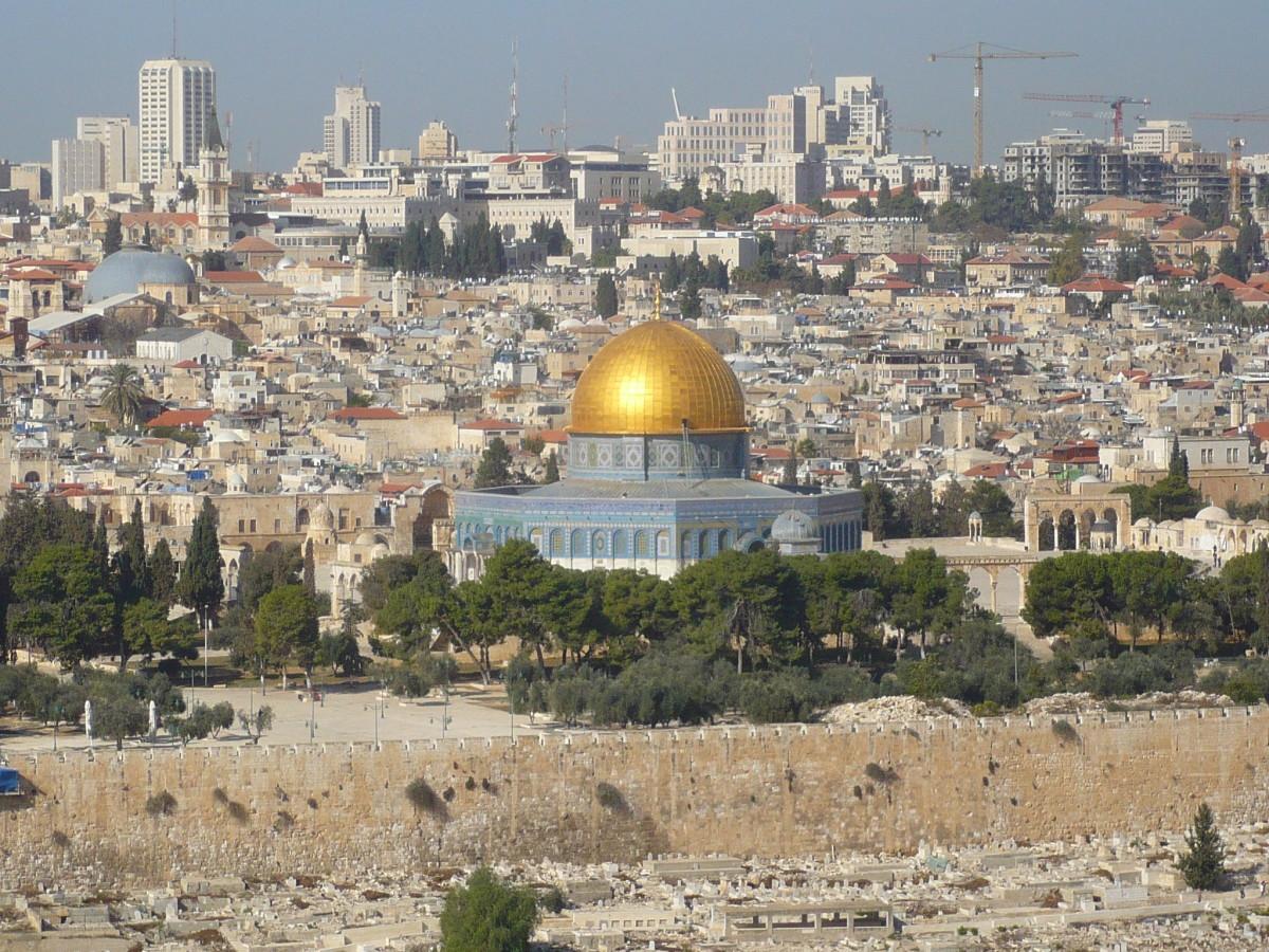 A Week in Jerusalem